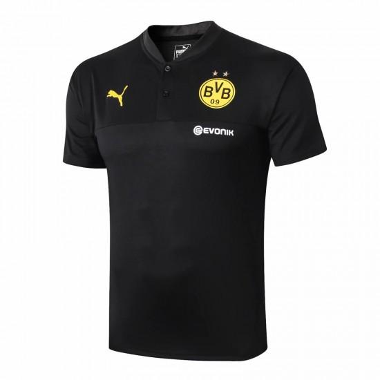 BVB Black Polo Shirt 2019 2020