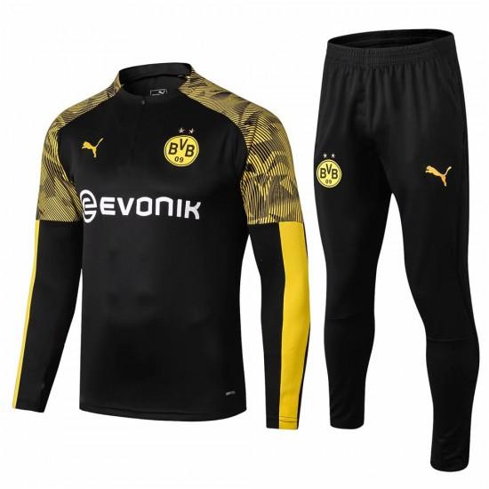 BVB Borussia Dortmund Training Technical Soccer Tracksuit 2019-20