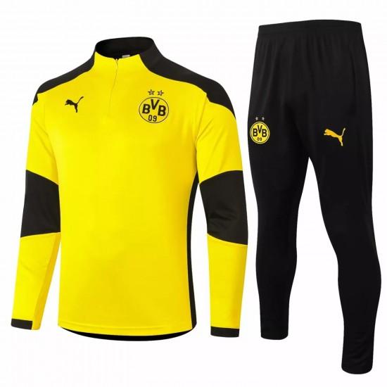 BVB Borussia Dortmund Training Technical Soccer Tracksuit 2020
