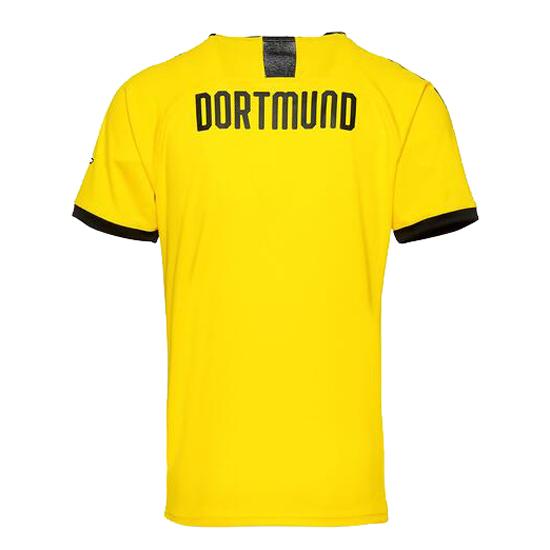 Borussia Dortmund Puma Authentic Home Football Shirt 2019-20