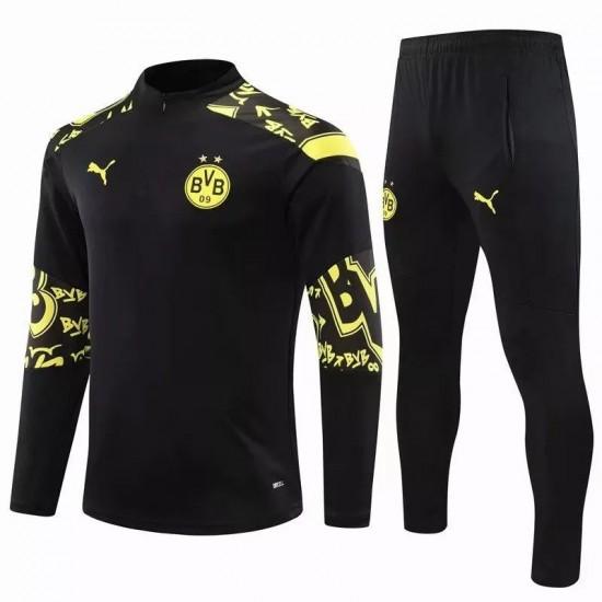 BVB Borussia Dortmund Training Soccer Tracksuit 2020 2021