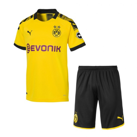 BVB Home Kit 2019-20 - Kids