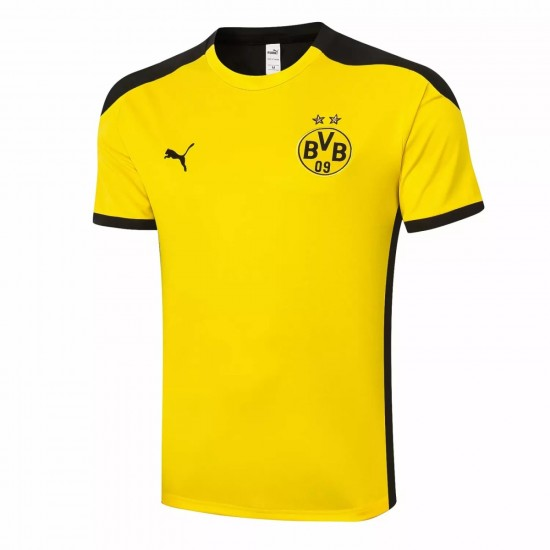 BVB Training Jersey 2020 20201 Yellow