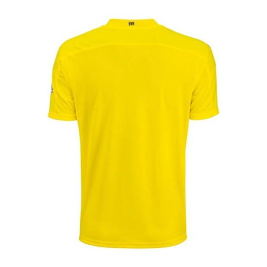 Borussia Dortmund Puma Home Football Jersey 2020 2021