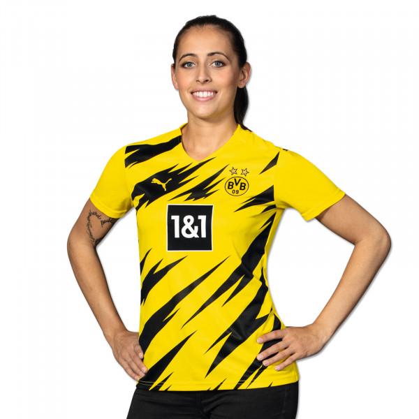 Sales Women S Borussia Dortmund Puma Home Football Jersey 2020 2021 Up To 50 Off