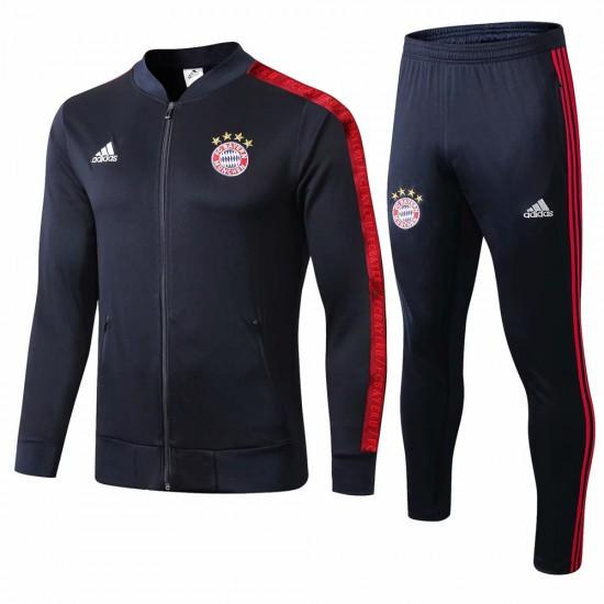Bayern Munich Training Presentation Soccer Tracksuit 2019