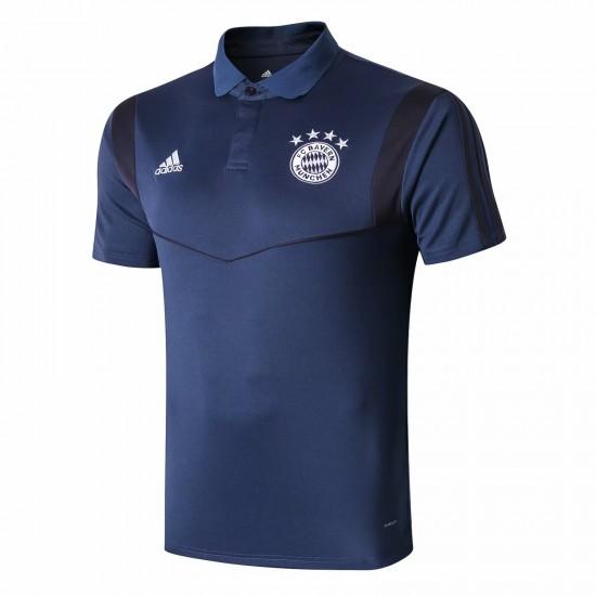 FC Bayern Teamline Polo Shirt 2019-20