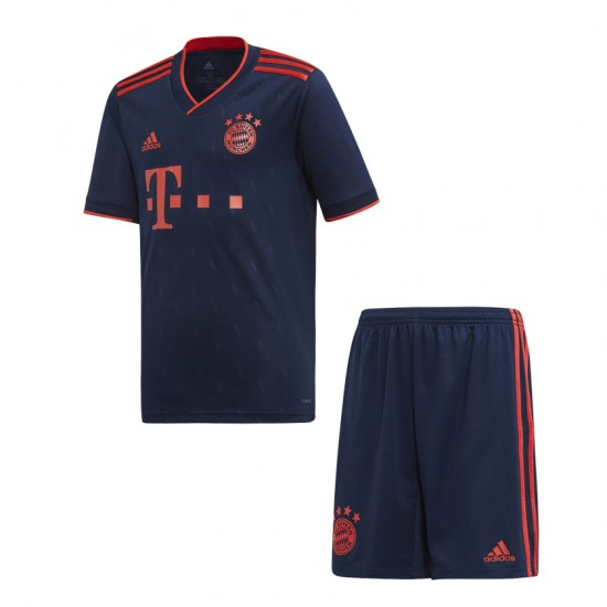 Bayern Munich Third Kit 2019-20 – Kids