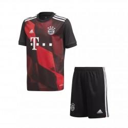 Bayern Munich Third Kids Kit 2020 2021