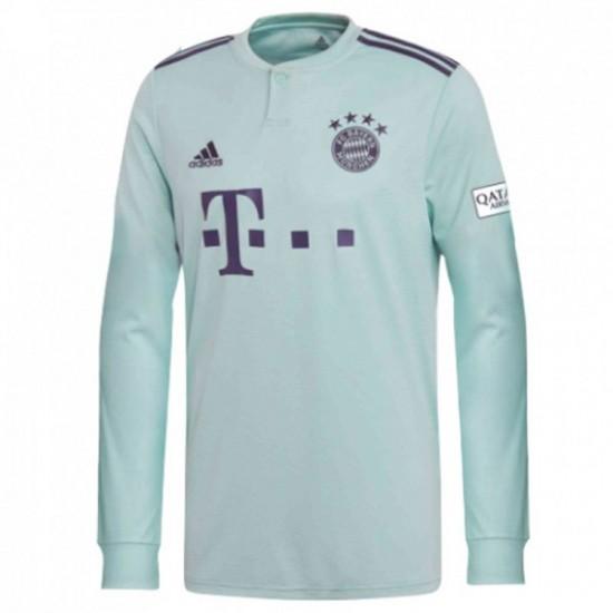 FC Bayern Long Sleeve Shirt Away 18/19