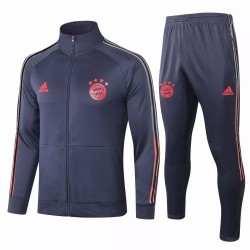 Bayern Munich Technical Training Football Tracksuit Navy 2021