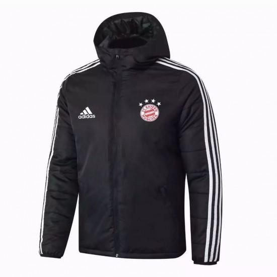 FC Bayern All Weather Jacket Black