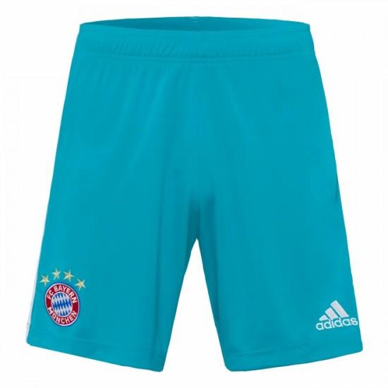 FC Bayern Home Goalkeeper Shorts 2020 2021