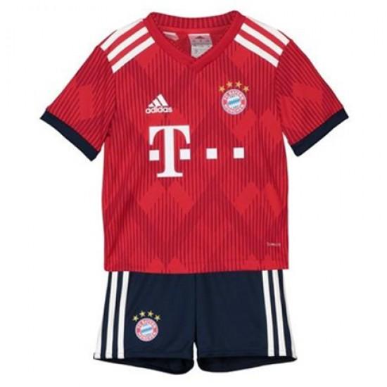 FC Bayern Home Kit 18/19 - Kids
