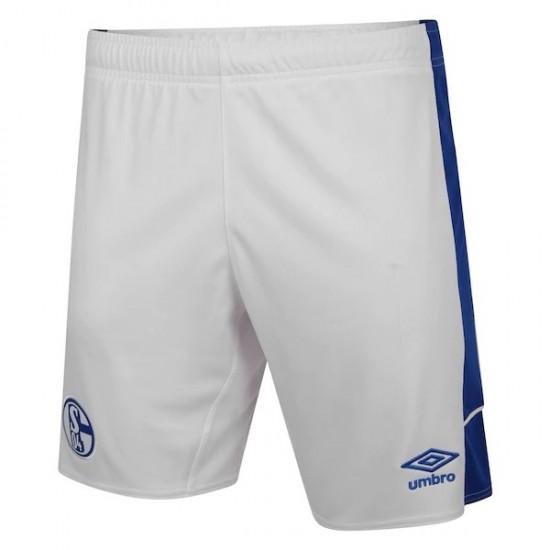 FC Schalke 04 Home Shorts 2020 2021