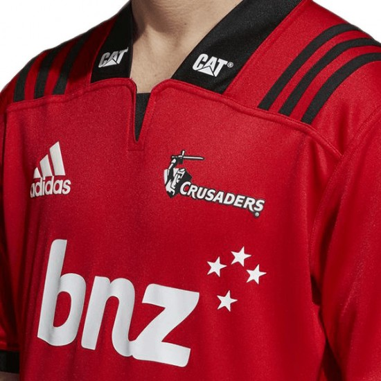 Crusaders 2018 Super Rugby Home Jersey