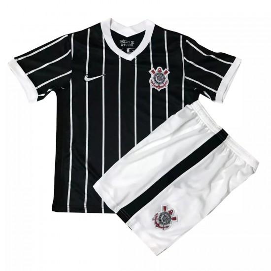 Corinthians Away Kids Kit 2020 2021