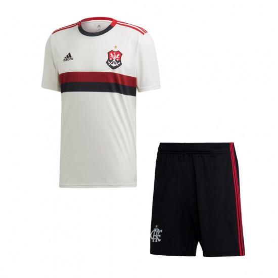 CR Flamengo Away Kit 2019/20 - Kids