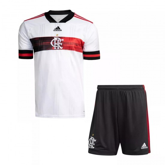 CR Flamengo Away Kids Kit 2020