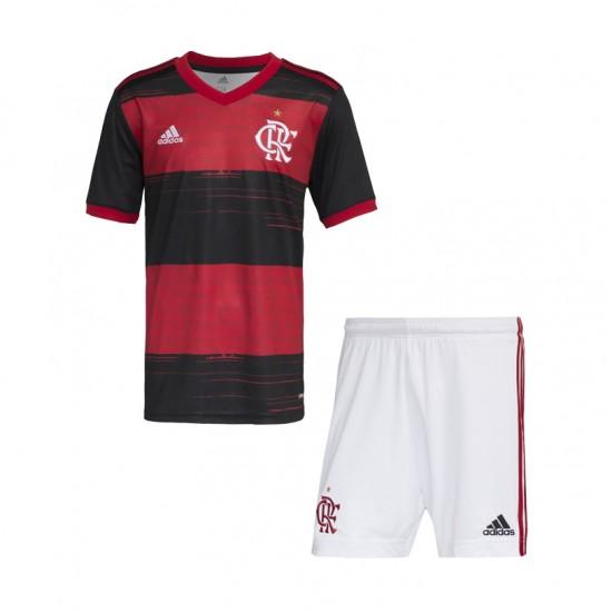 CR Flamengo Home Kit 2020 - Kids