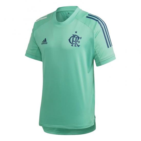 Adidas Flamengo 2020 Green Training Jersey