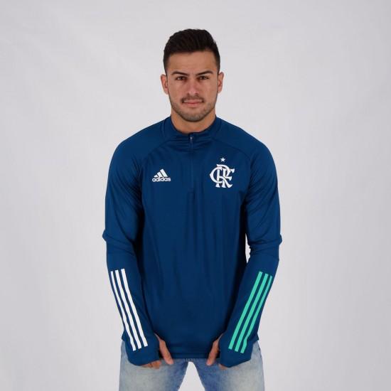 Adidas Flamengo Training 2020 Long Sleeves Jersey