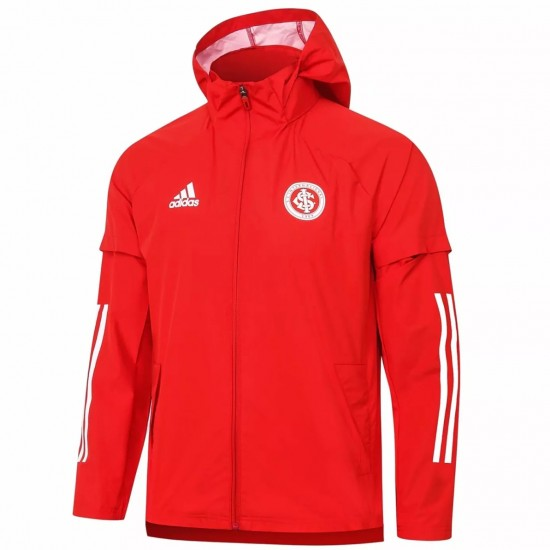 Internacional Training Presentation Jacket Red