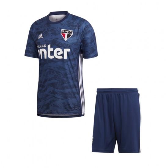 Adidas São Paulo Goalkeeper 2019 Kids Kit