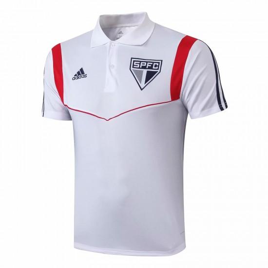 Adidas São Paulo Travel 2019 Polo Shirt
