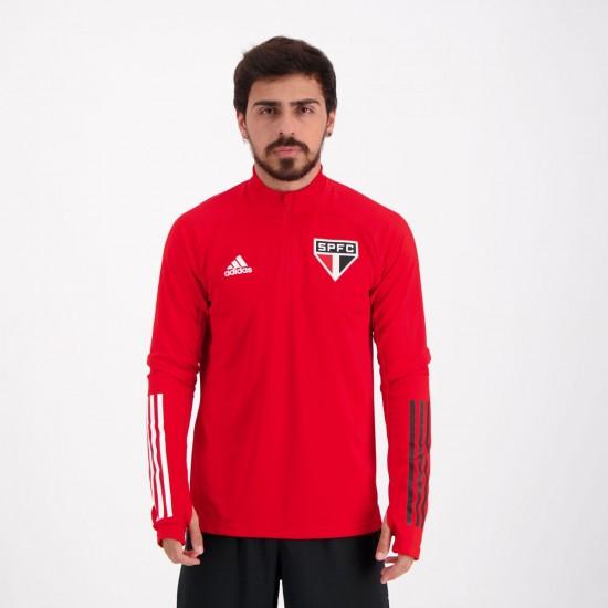 Adidas São Paulo Training Long Sleeves Jersey