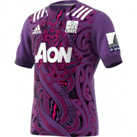 Chiefs Rugby Training Jersey 2020