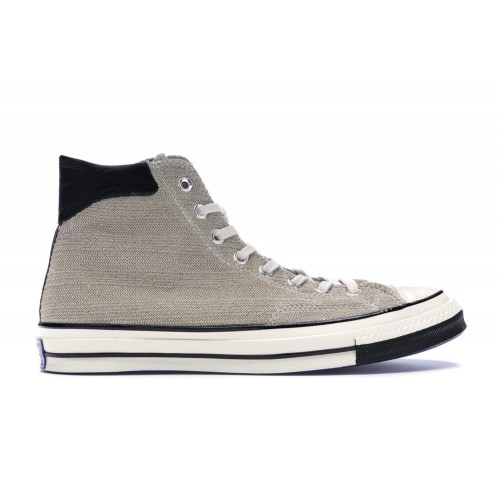 Gray Converse Shoes Chuck Taylor All-Star 70s High Top Shoes Men's