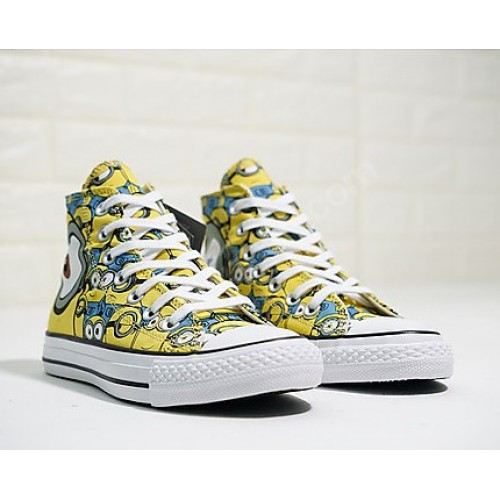 Converse All Star Hi Cartoon Converse Shoes