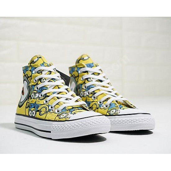 Converse All Star Hi Cartoon Converse Shoes
