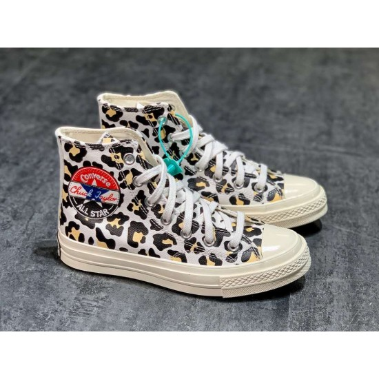 Converse Chuck 1970 Leopard Print Womens Sneakers