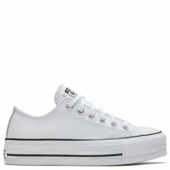 Converse Chuck Taylor All Star Lift Clean Shoe