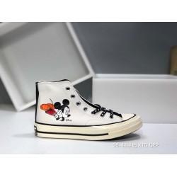 2020 Mickey Mouse limited Tai Chi Yin Yang Converse chuck 70s