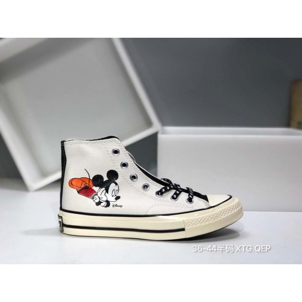 2020 Mickey Mouse limited Converse Sneakers 50% Off Sales