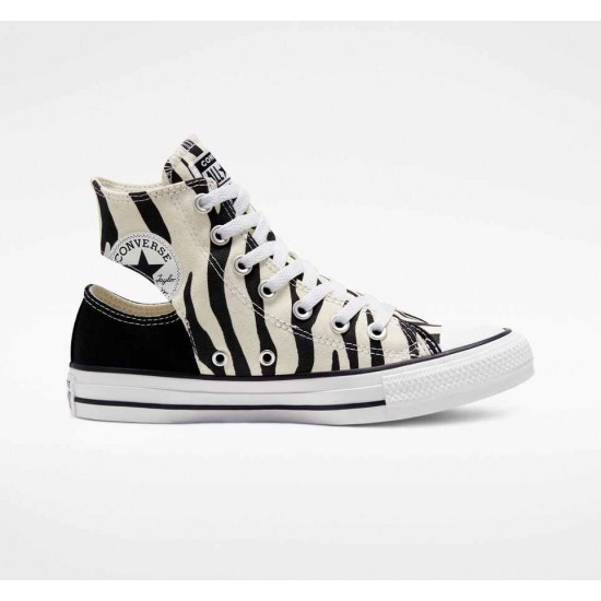 Converse Egret Sunblocked Twisted Upper Chuck Taylor All Star Unisex High Top Shoe