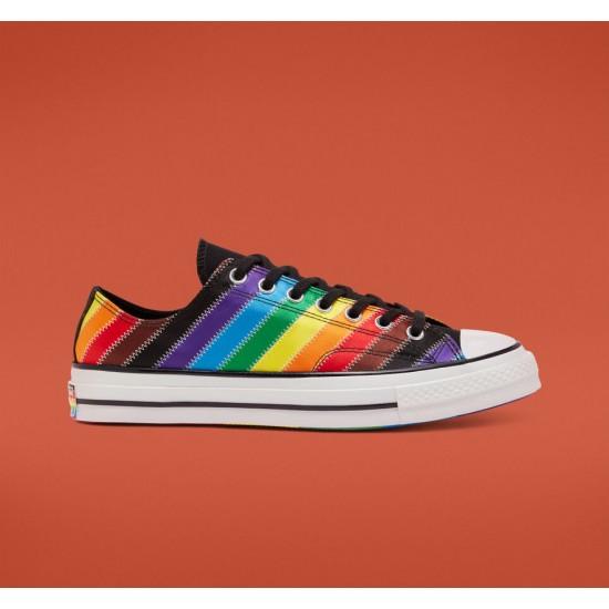 Converse Multi Pride Chuck 70 Unisex Low Top Shoe