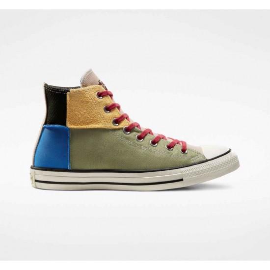 Converse Green BHM Chuck Taylor All Star Unisex High Top Shoe