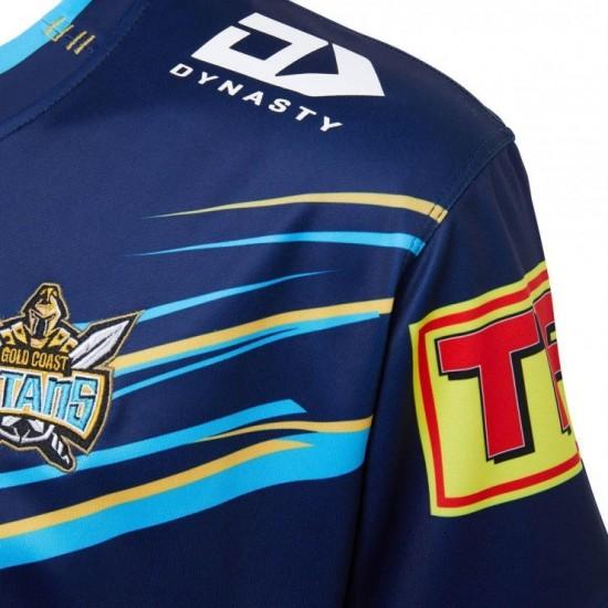 Gold Coast Titans 2020 Men's Home Jersey