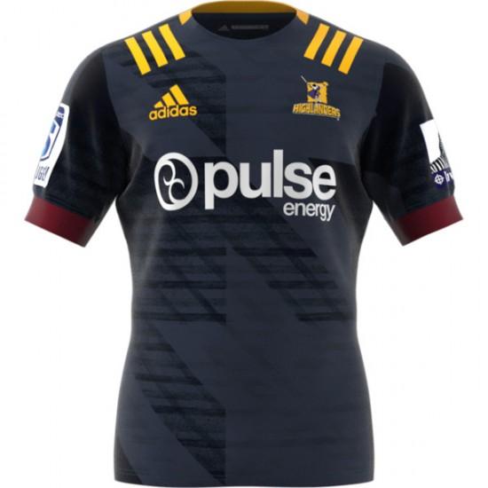 Highlanders 2020 Super Rugby Home Jersey