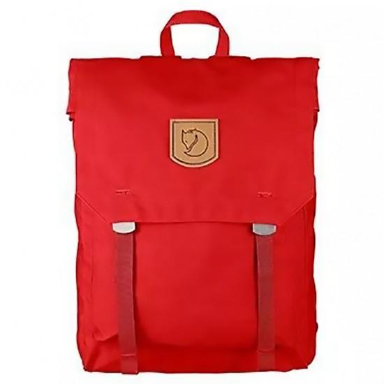 Fjallraven Foldsack No.1 Backpacks Red