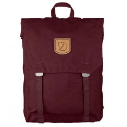 Fjallraven Foldsack No.1 Backpacks Deep Garnet