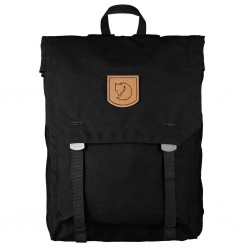 Fjallraven Foldsack No.1 Backpacks Black