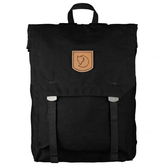 Fjallraven Foldsack No.1 Backpacks Black