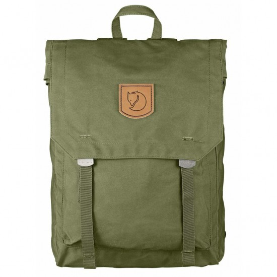 Fjallraven Foldsack No.1 Backpacks Deep Forest