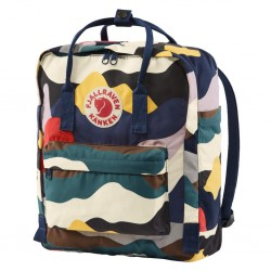 Fjallraven Kanken Art Bag Summer Landscape