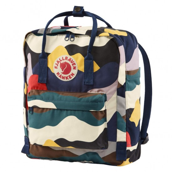 Fjallraven Kanken Art Backpack Summer Landscape